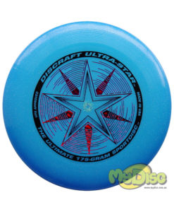 Фрисби Ultimate Discraft Ultra-Star Blue Sparkle